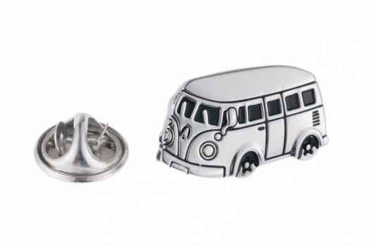 Campervan Lapel Pin